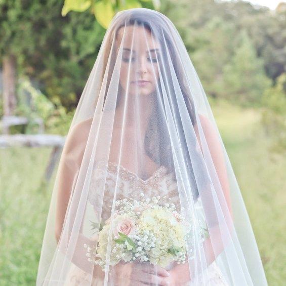 Inexpensive Wedding Veils Under $100