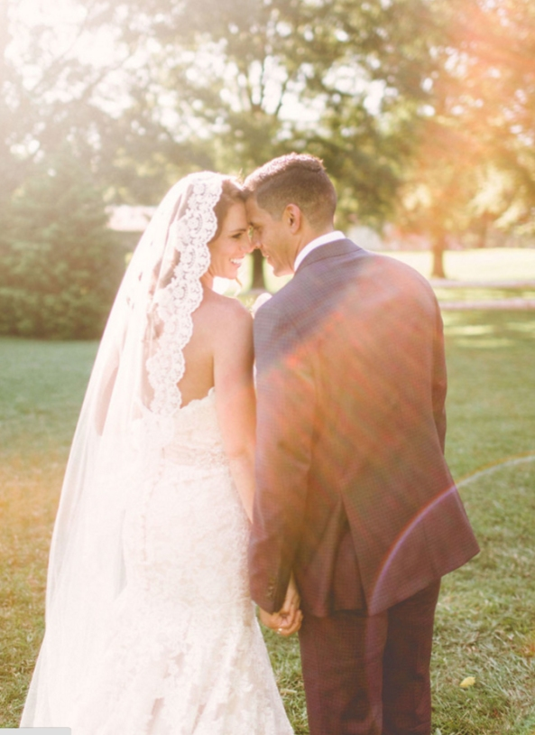 26 Inexpensive Wedding Veils under $100
